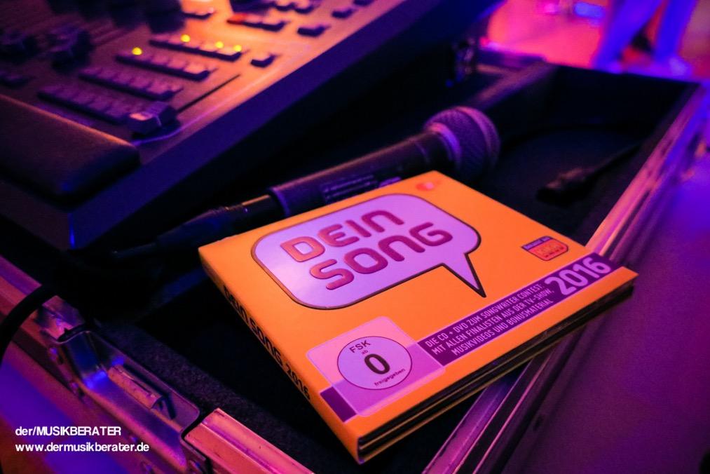 11 DJ TV DEIN SONG ZDF MEDIENPARKS www.dermusikberater.de 03-2016
